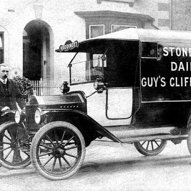Leamington Spa.  Stoneleigh Dairy