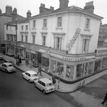 Leamington Spa.  E. Francis & Sons