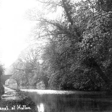 Hatton.  Grand Union Canal