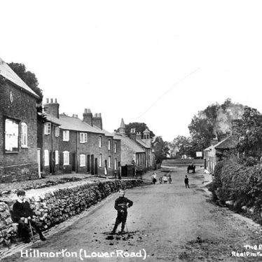 Hillmorton.  Lower Road