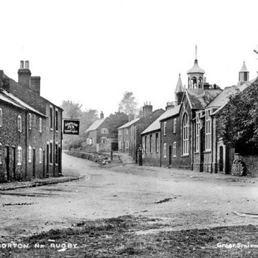 Hillmorton.  School Street