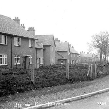 Hillmorton.  Deerings Road