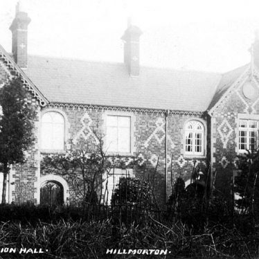 Hillmorton.  Mission Hall