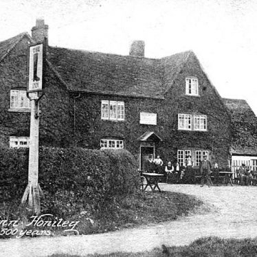 Honiley.  Boot Inn