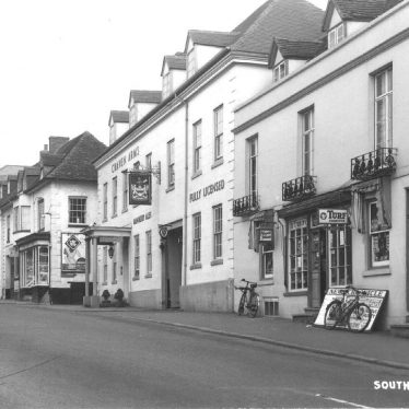 Southam.  Market Hill
