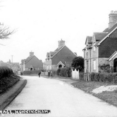Hunningham.  Leigh Terrace
