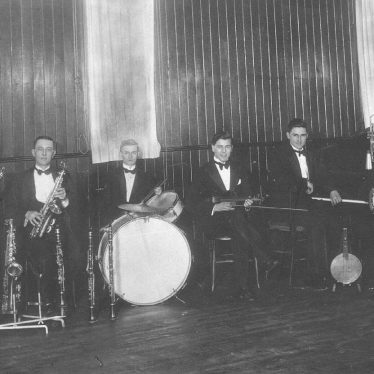 Southam.  Jack Cardall and the Blue Ping Dance Band