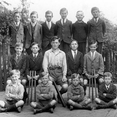 Temple Grafton.  Boys' Cricket Club