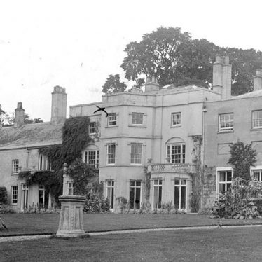 Idlicote House.