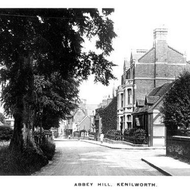 Kenilworth.  Abbey Hill