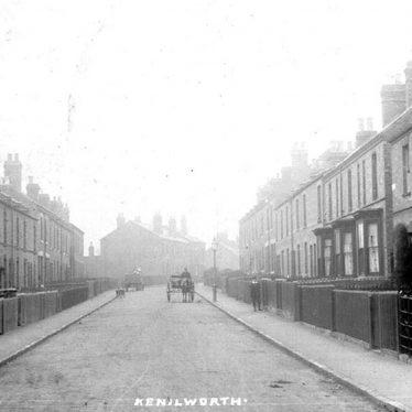 Kenilworth.  Henry Street