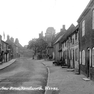 Kenilworth.  New Street