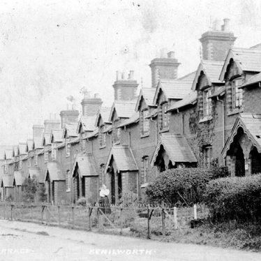 Kenilworth.  Oddibourne Terrace