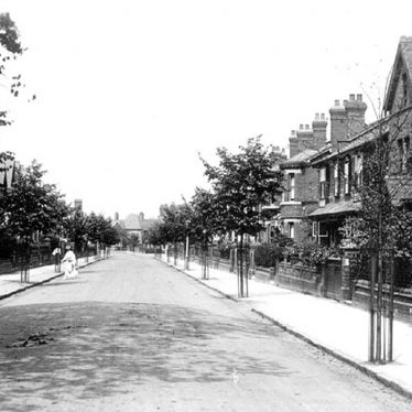 Kenilworth.  Waverley Road