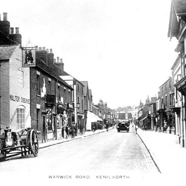 Kenilworth.  Warwick Road