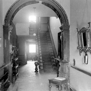 Kenilworth.  Abbotsford School, interior