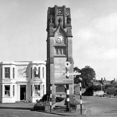 Kenilworth.  Clock Tower
