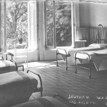 Southam.  V.A.D. Hospital