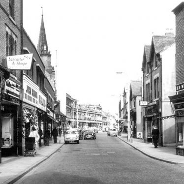 Nuneaton.  Abbey Street