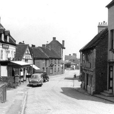 Polesworth.  Market Street