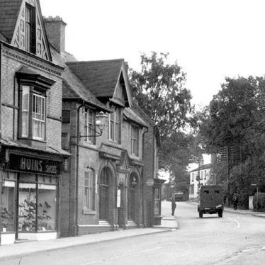 Studley.  Alcester Road