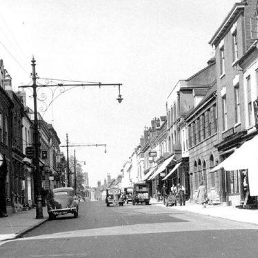 Warwick.  High Street
