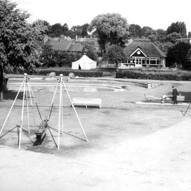 Warwick.  St Nicholas' Park