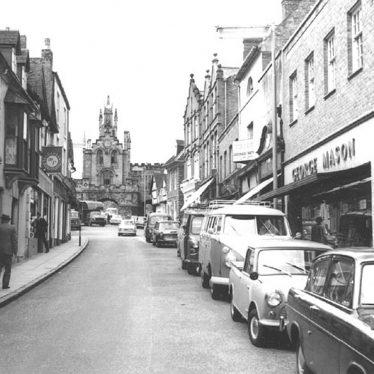 Warwick.  Smith Street