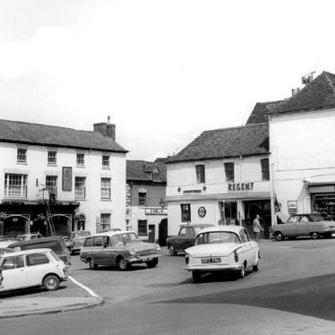 Warwick.  Market Place