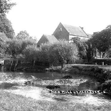 Alcester.  Hoo Mill