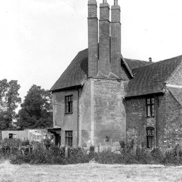Hunningham.  Old Hall