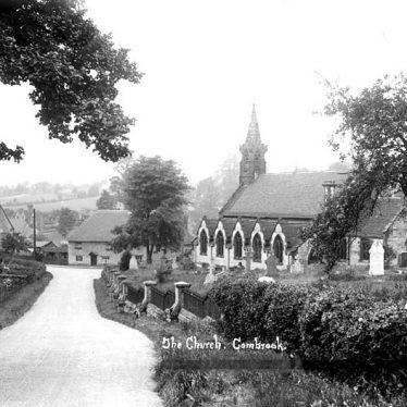 Combrook.  Church