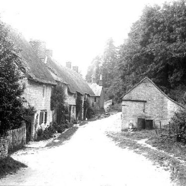 Combrook.  Cottages