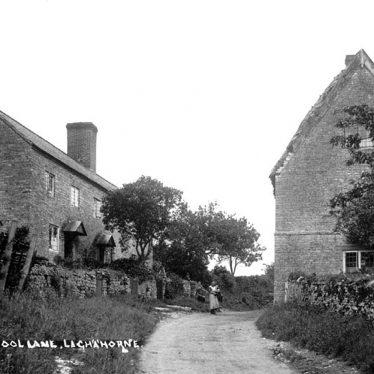 Lighthorne.  Old School Lane