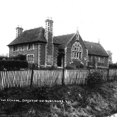 Stretton on Dunsmore.  School