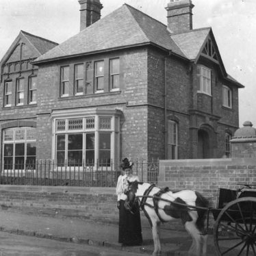 Kenilworth.  College for Boys, Priory Road