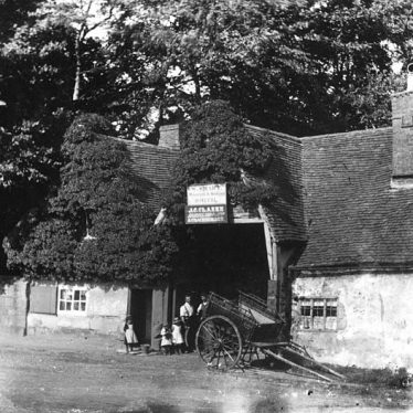 Kenilworth.  Smithy in Bridge Street
