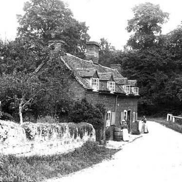 Temple Grafton.  Cottages