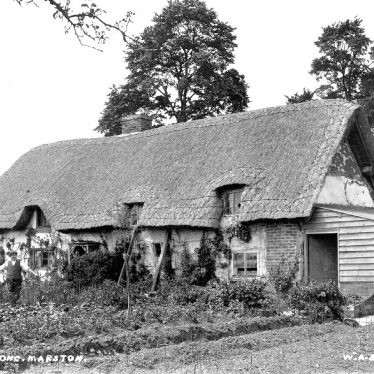 Long Marston.  Cottage