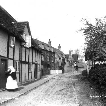 Quinton, Lower.  Cottages