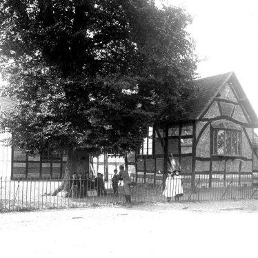 Shottery.  St Andrew's school