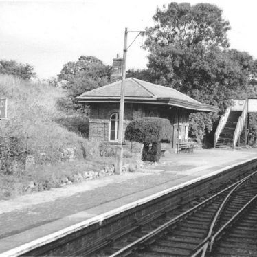 Southam and Harbury Railway Station