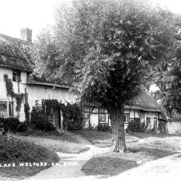 Welford on Avon.  Boat Lane