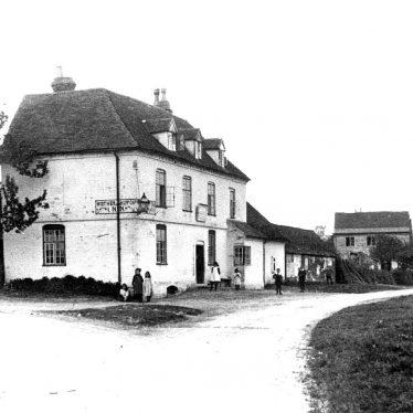 Great Alne.  Mother Huff Cap Inn