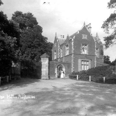 Hatton.  Asylum Lodge.