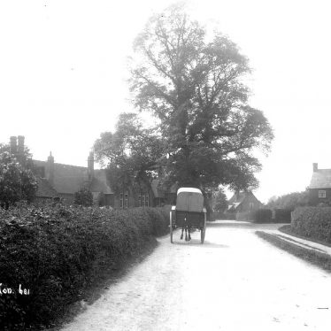 Hatton.  Country lane