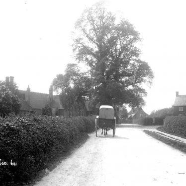 Hatton.  Country lane