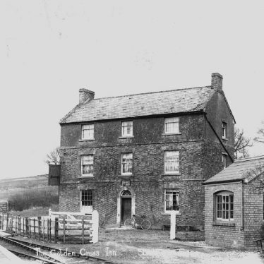 Stretton on Fosse.  Golden Cross Inn