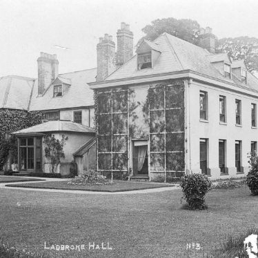 Ladbroke Hall.