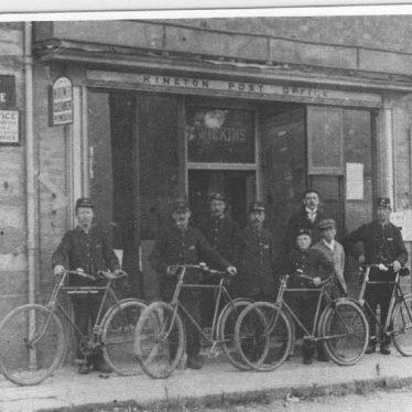Kineton.  Post Office